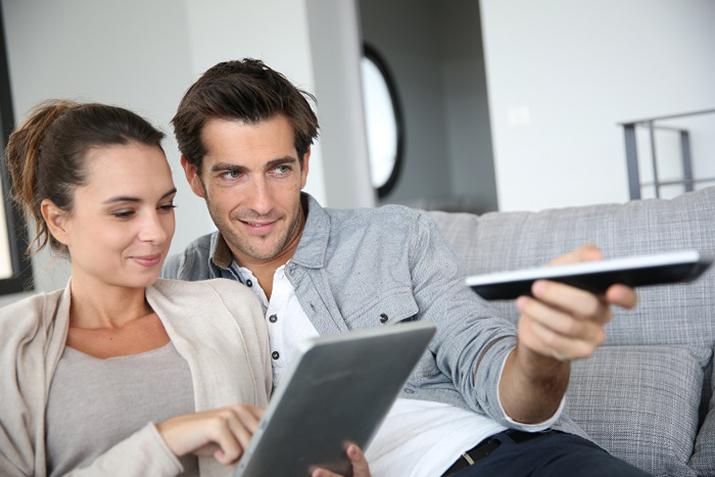 Интернет и телевизор: все и сразу...